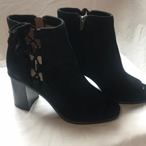 New Frye Amy Ghillie booty Boot Sandal size 7.5